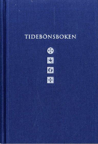 bokomslag Tidebönsboken