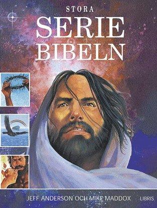 bokomslag Stora seriebibeln