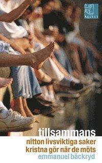 bokomslag Tillsammans : nitton livsviktiga saker kristna gör när de möts