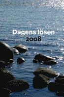 bokomslag Dagens lösen 2008