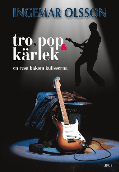 bokomslag Tro, pop och kärlek