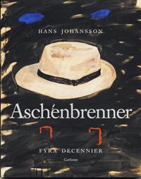 bokomslag Lennart Aschenbrenner fyra decennier