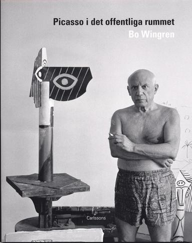 bokomslag Picasso i det offentliga rummet