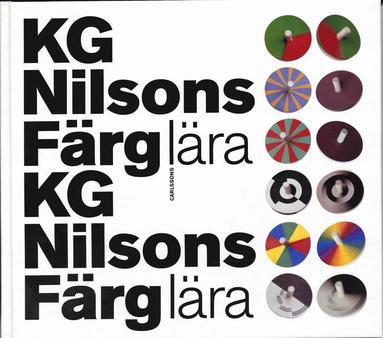 bokomslag KG Nilsons färglära