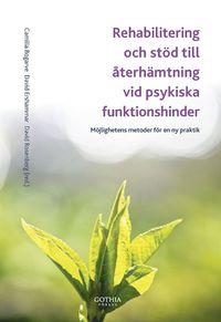 bokomslag Rehabilitering och stöd till återhämtning vid psykiska funktionshinder : möjlighetens metoder för en ny praktik