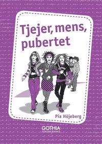 bokomslag Tjejer, mens, pubertet