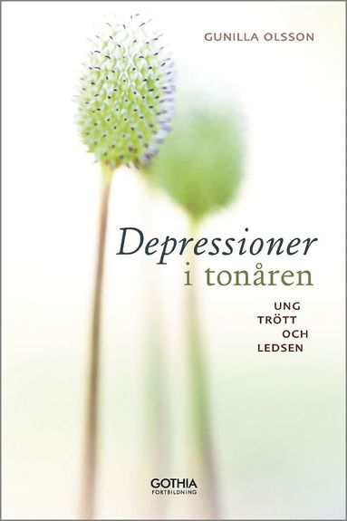 bokomslag Depressioner i tonåren : ung, trött och ledsen