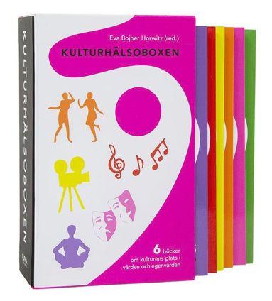 bokomslag Kulturhälsoboxen