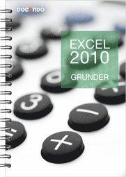 bokomslag Excel 2010 Grunder