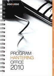 bokomslag Programhantering Office 2010