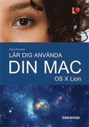 bokomslag Lär dig använda din Mac - OS X Lion