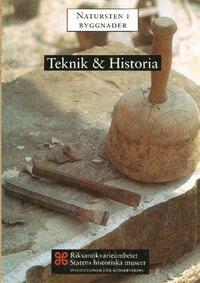bokomslag Teknik & Historia