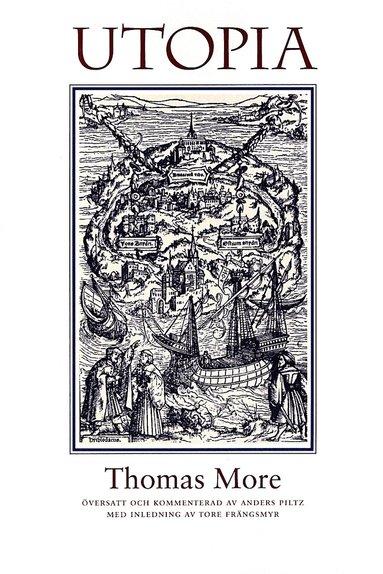 bokomslag Utopia : landet ingenstans