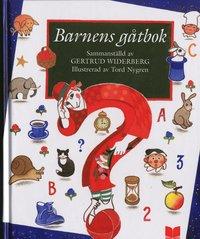 bokomslag Barnens gåtbok