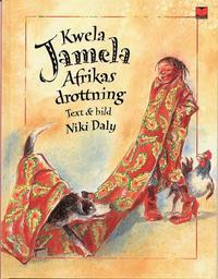 bokomslag Kwela Jamela Afrikas Drottning