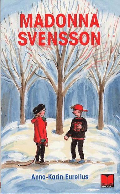 bokomslag Madonna Svensson