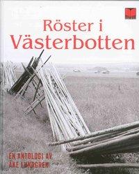 bokomslag Röster i Västerbotten : en antologi