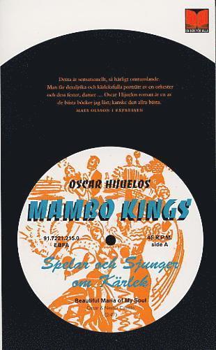 bokomslag Mambo Kings spelar och sjunger om kärlek