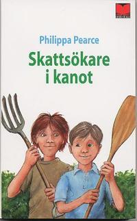 bokomslag Skattsökare i kanot