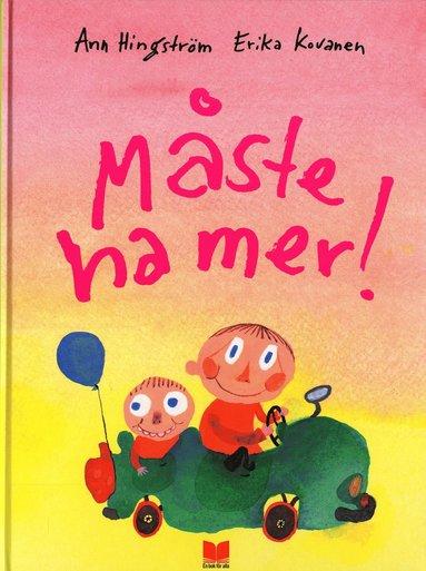 bokomslag Måste ha mer!