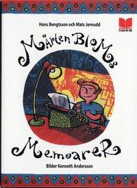 bokomslag Mårten Bloms memoarer