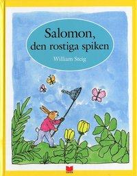 bokomslag Salomon, den rostiga spiken