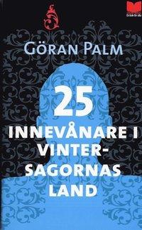 bokomslag 25 innevånare i vintersagornas land