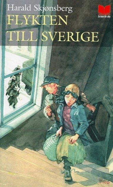 bokomslag Flykten till Sverige