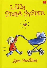 bokomslag Lilla stora syster