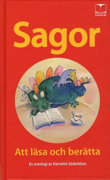 bokomslag Sagor att läsa och berätta