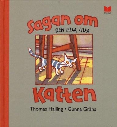 bokomslag Sagan om den lilla lilla katten