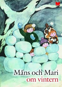 bokomslag Måns och Mari om vintern