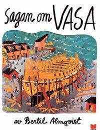bokomslag Sagan om Vasa