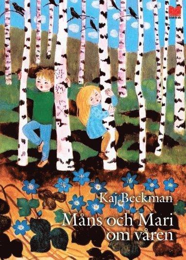 bokomslag Måns och Mari om våren