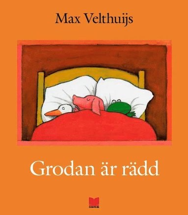 bokomslag Grodan är rädd