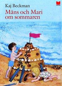 bokomslag Måns och Mari om sommaren
