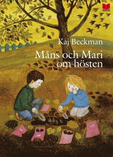 bokomslag Måns och Mari om hösten
