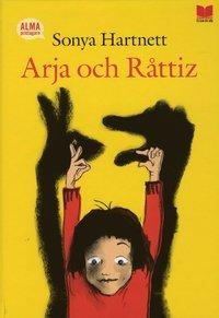 bokomslag Arja och Råttiz