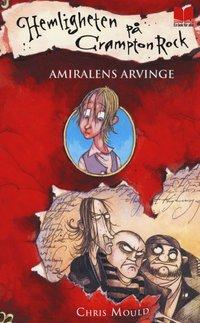 bokomslag Amiralens arvinge