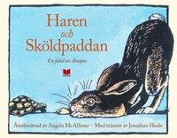 bokomslag Haren och sköldpaddan