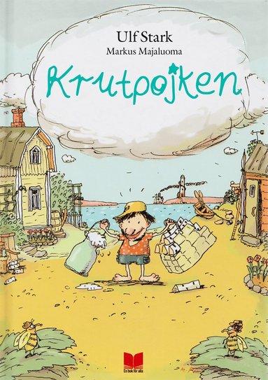 bokomslag Krutpojken