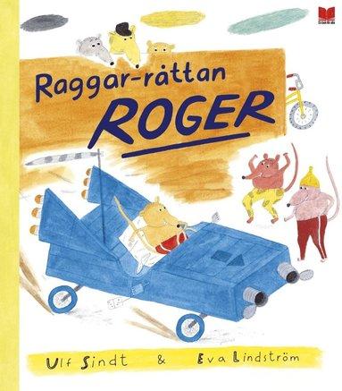 bokomslag Raggar-råttan Roger
