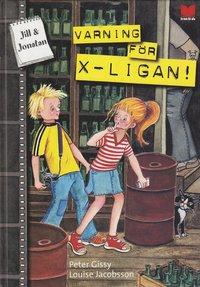 bokomslag Varning för X-ligan