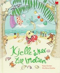bokomslag Kjelle åker till Indien