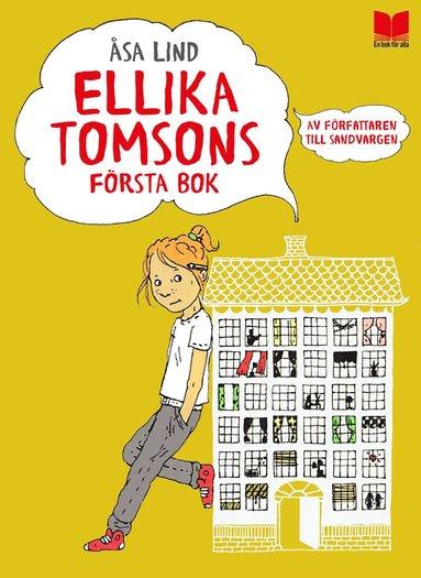 bokomslag Ellika Tomsons första bok