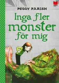 bokomslag Inga fler monster för mig