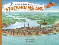 bokomslag Simsalabims Stockholms ABC
