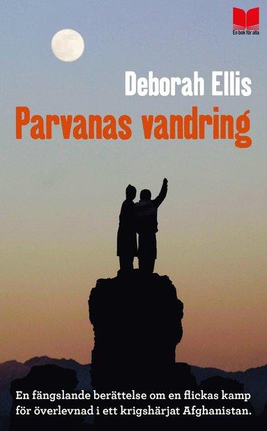bokomslag Parvanas vandring