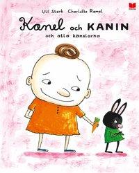 bokomslag Kanel och Kanin och alla känslorna