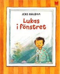 bokomslag Lukas i fönstret